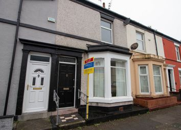Thumbnail 3 bed terraced house to rent in Warren Street, Fleetwood, Lancashire
