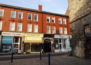Thumbnail 2 bed flat for sale in Clock Tower Flats, Oldgate, Morpeth