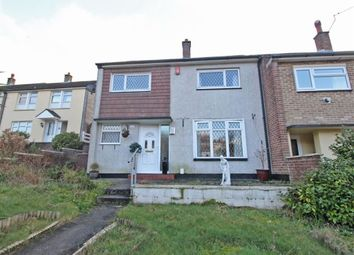 Thumbnail 3 bed end terrace house for sale in Frontfield Crescent, Southway, Plymouth