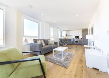 Thumbnail 1 bedroom flat for sale in Aurora Point, Plough Way, Marine Wharf East, Surrey Quays