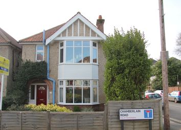 Thumbnail 5 bed detached house to rent in Chamberlain Road, Highfield, Southampton