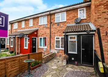 Thumbnail 1 bed terraced house for sale in Shellfield Close, Stanwell Moor