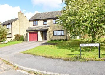 Thumbnail 4 bed detached house for sale in Dewey Close, Woodmancote