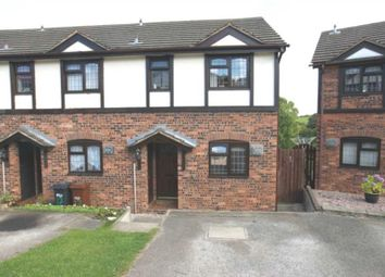 Thumbnail 2 bed end terrace house to rent in Cae Gwenith, Greenfield, Holywell, 7Qq.