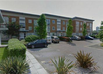 Thumbnail 3 bedroom flat to rent in Felixstowe Court, Docklands