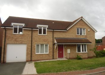 Thumbnail 3 bed semi-detached house for sale in Newbiggin Place, Leicester