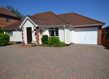 Thumbnail 4 bedroom detached bungalow for sale in Reading Road, Chineham, Basingstoke