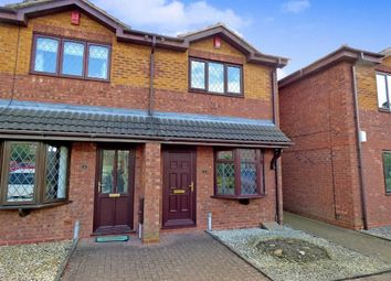 Thumbnail 2 bedroom mews house for sale in Vienna Way, Meir Hay, Longton