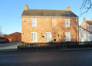 Thumbnail 6 bed detached house for sale in Main Street, Kirkby-On-Bain, Woodhall Spa, Lincolnshire