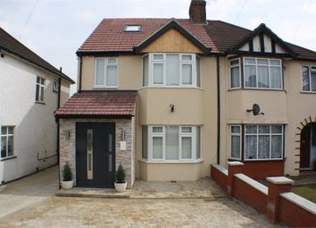 Thumbnail 6 bed semi-detached house to rent in Axholme Avenue, Edgware, Middlesex