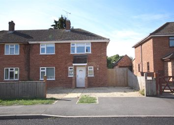 Thumbnail 3 bed semi-detached house to rent in Stockham Way, Wantage