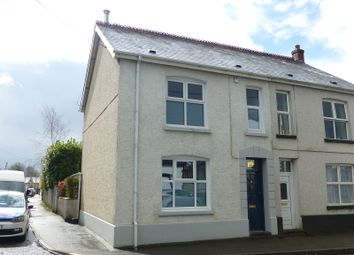 Thumbnail 3 bed semi-detached house for sale in Church Street, Llandybie, Ammanford, Carmarthenshire.