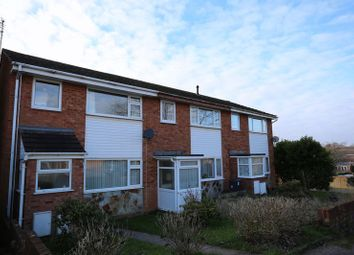 Thumbnail 3 bed terraced house for sale in Poplar Close, Exmouth