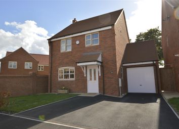 Thumbnail 3 bedroom detached house for sale in Pennycress Gardens, Stoke Orchard
