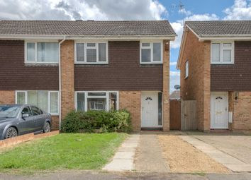Thumbnail 3 bed semi-detached house for sale in Goldsmith Drive, Newport Pagnell