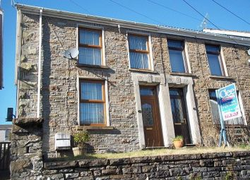 Thumbnail 3 bedroom semi-detached house for sale in Alltygrug Road, Ystalyfera, Swansea.