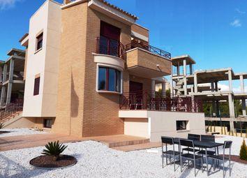 Thumbnail 4 bed villa for sale in Calle Del Coll De Rates 03530, La Nucia, Alicante