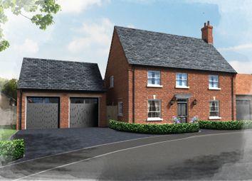 Thumbnail 4 bed detached house for sale in Plot 36, Hill Place, Brington, Huntingdon