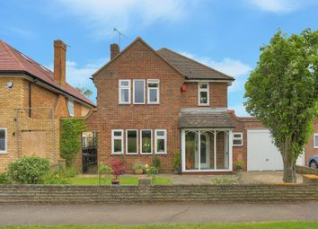 Thumbnail 4 bed detached house for sale in Cherry Hill, St. Albans