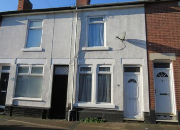 Thumbnail 2 bed terraced house for sale in Brough Street, Derby