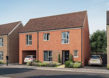 Thumbnail 3 bedroom detached house for sale in William Penn Way, Keepers Green, Chichester, West Sussex