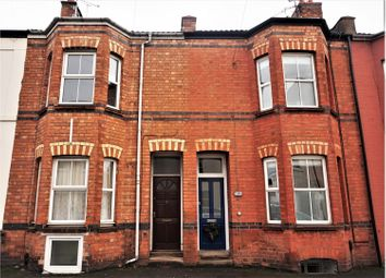 Thumbnail 3 bed terraced house for sale in George Street, Leamington Spa