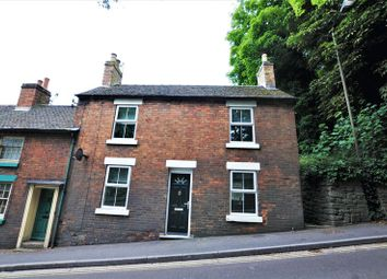 Thumbnail 2 bed end terrace house for sale in Buxton Road, Ashbourne
