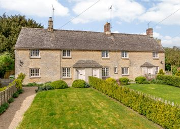 Thumbnail 6 bed terraced house for sale in Bibury Road, Coln St. Aldwyns, Cirencester, Gloucestershire