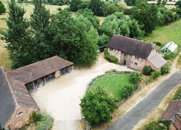 Thumbnail 4 bed barn conversion for sale in The Moat Barn, Orchard Corner, Haselor