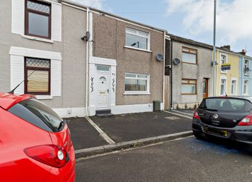 Thumbnail 2 bed end terrace house for sale in Dinas Street, Swansea