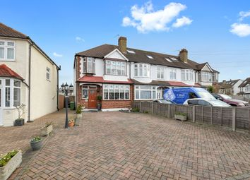 Thumbnail 3 bed end terrace house for sale in Fairford Gardens, Worcester Park