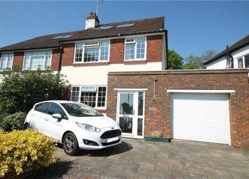 Thumbnail 4 bedroom semi-detached house for sale in Tattenham Grove, Epsom