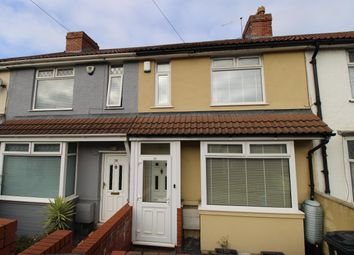 Thumbnail 3 bed terraced house to rent in Hengrove Lane, Hengrove, Bristol