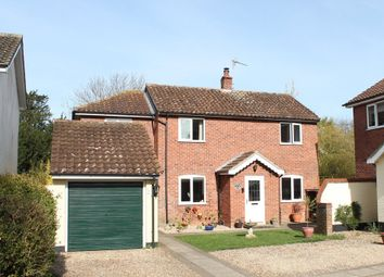 Thumbnail 4 bedroom detached house for sale in Tudor Court, Occold, Eye