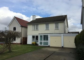 Thumbnail 4 bed detached house to rent in Playfield Road, Capel St. Mary, Ipswich