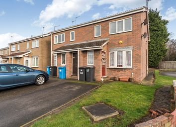 Thumbnail 1 bed flat to rent in Bannister Drive, Hull