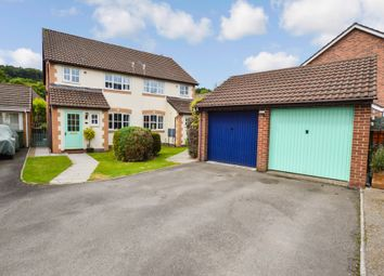 Thumbnail 3 bed semi-detached house for sale in Clos Graddfa, Forge Mill, Ystrad Mynach