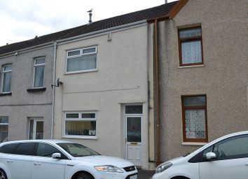 2 bed terraced house for sale in Grafog Street, Port Tennant, Swansea SA1