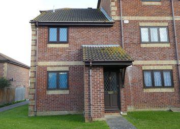 Thumbnail 1 bed flat to rent in Satinwood Close, Felpham, Bognor Regis, West Sussex