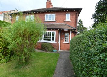Thumbnail 3 bed semi-detached house to rent in South Street, Scalby, Scarborough, North Yorkshire