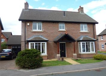 Thumbnail 4 bed detached house for sale in Grange View, Wigton, Cumbria