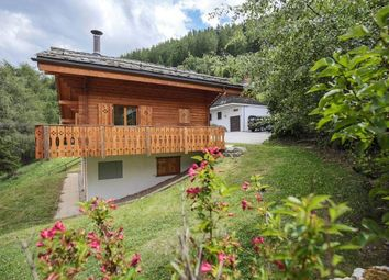 Thumbnail 4 bed chalet for sale in Cosy Family Chalet, Haute-Nendaz, Valais, Valais, Switzerland