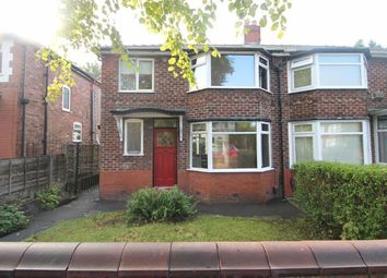 Thumbnail 3 bed semi-detached house for sale in Swinton Park Road, Salford
