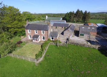 Thumbnail 4 bed property for sale in Hewstown, Hethersgill, Carlisle, Cumbria