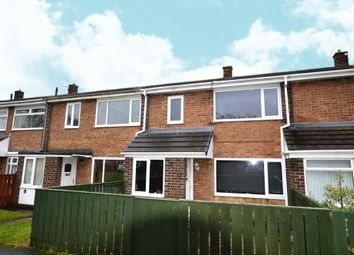 Thumbnail 3 bedroom terraced house to rent in North Leigh, Tanfield Lea, Stanley