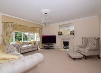Thumbnail 4 bed detached house for sale in Rectory Meadow, Southfleet, Gravesend, Kent