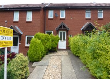 Thumbnail 2 bed terraced house to rent in Corinna Gardens, Dibden, Southampton
