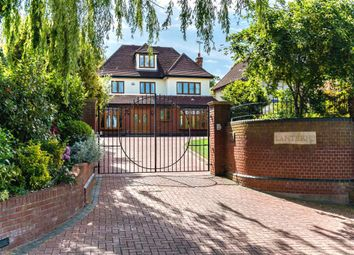 Thumbnail 5 bed detached house for sale in Mott Street, Loughton, Essex