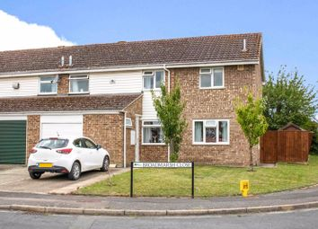 Thumbnail 4 bed end terrace house for sale in Broadmarsh Close, Grove, Wantage