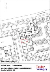 Thumbnail Retail premises for sale in 2 Proposed Retail Units, Limes Park, Park Prewett Road, Basingstoke